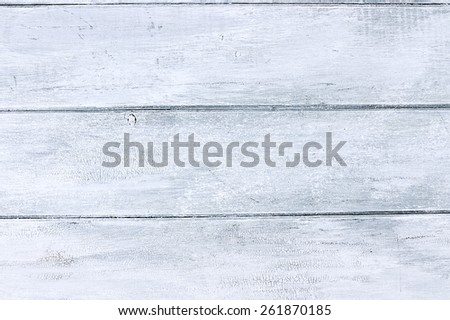 Wood planks background with studio lighting. - stock photo