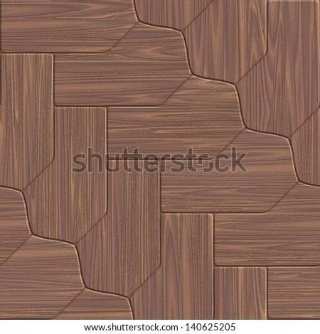 Wood. Seamless texture of wood. Laminate flooring or wood. Wooden background. Render high quality. Design concept. - stock photo
