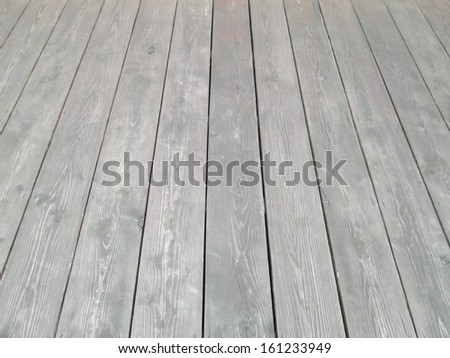Wood slabs. - stock photo