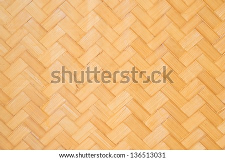Wood striped woven texture