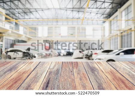 Garage Workshop Stock Images Royalty Free Images