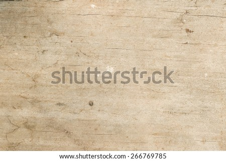 Wood texture and background - stock photo