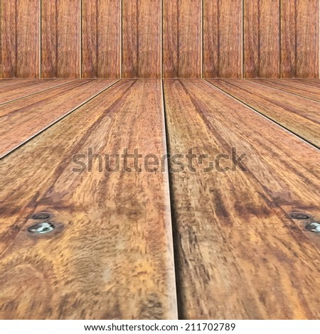 wood texture background and floor