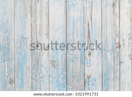 wood texture background blue and white