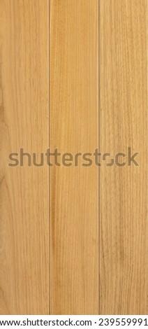 Wood texture background for design, Tauari board .