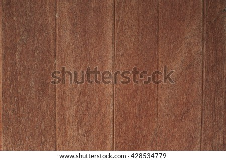 Wood Texture Background Of House Wall  - stock photo