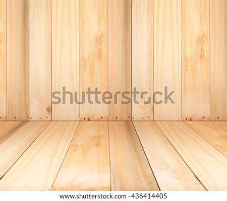 wood texture background perspcective
