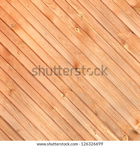 Wood texture (diagonal) - stock photo