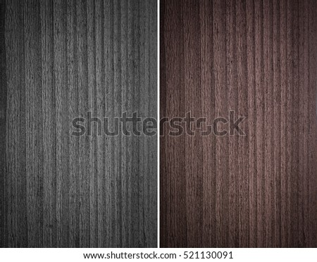 Wood texture. Lining boards wall. Wooden background pattern. Showing growth rings. set, grouping