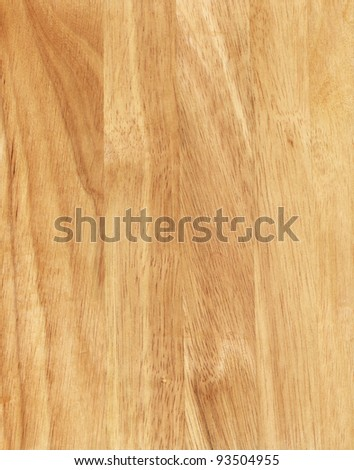 Wood texture of Hevea Brasiliensis - stock photo