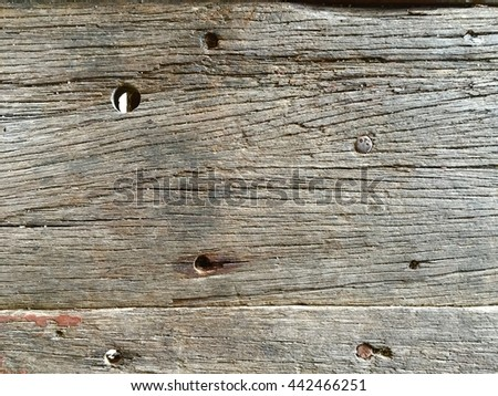 wood texture,plastic color cracked on wood