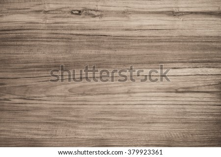 Wood texture with natural wood pattern for design and decoration. Dark brown wood background. Natural teak wood background  - stock photo