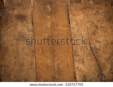 Wood vintage texture. - stock photo