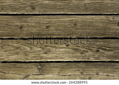 Wood Wall Background or Texture/ Wood Background - stock photo