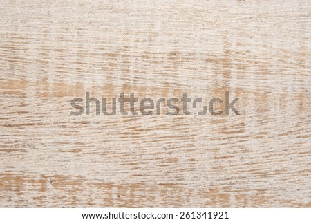 Wood Wall For text and background - stock photo