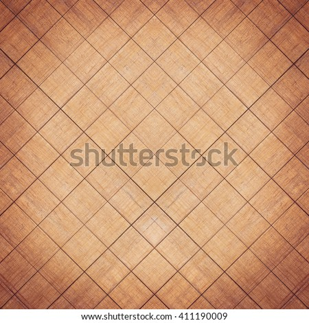 Wood wall plank texture background - stock photo