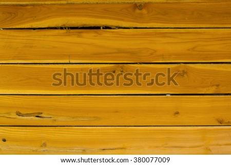Wood wall texture - stock photo