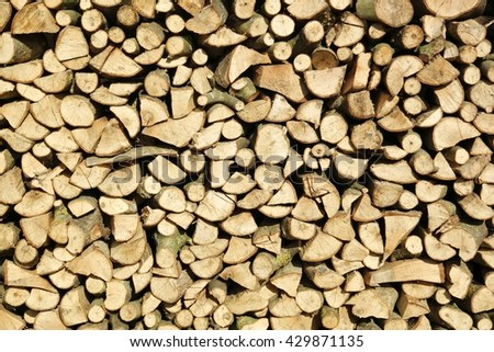 Wood. Wood background. Wood. Wood texture. Wood background. Wood. Wood background. Wood. Wood texture. Wood. Wood logs. Firewood. Wood background, wood background.  - stock photo