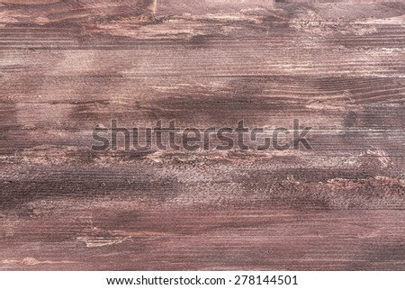 Wooden Background Antique Red - stock photo