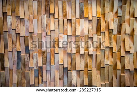 Wooden Background Texture  - stock photo