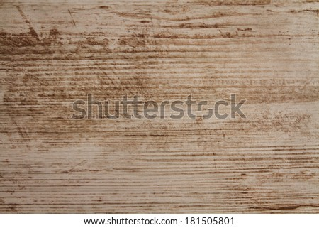 Wooden background. Wood board texture, grunge table desk - stock photo