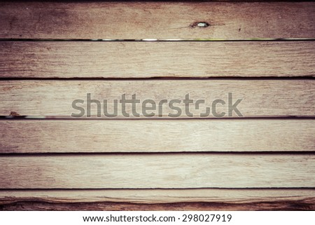 Wooden Backgrounds & Textures  - stock photo