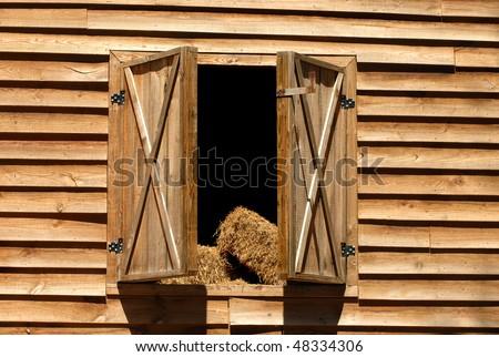 Open Barn Door Stock Images Royalty Free Images Amp Vectors