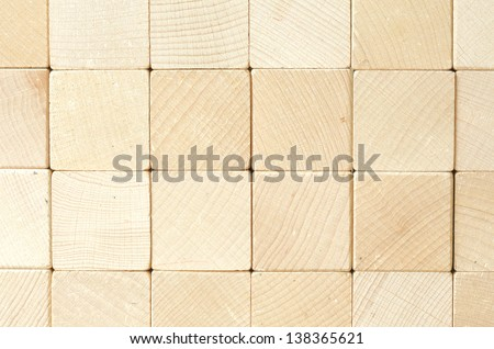 wooden blocks. for background.