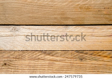 Wooden board. - stock photo