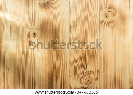 wooden board as background texture - stock photo