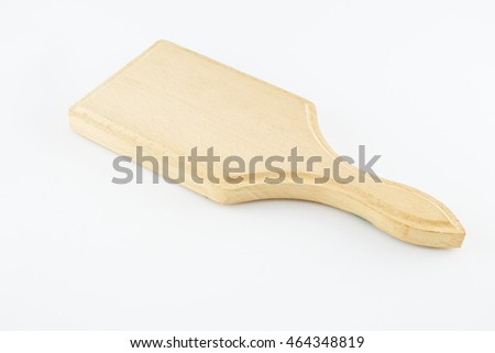 Wooden board for the kitchen. It is used in order not to feel the wood underneath the boards.
