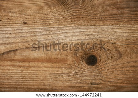 wooden board with knock - texture