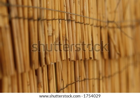 wooden covers - stock photo