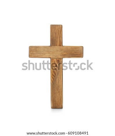 Wooden Cross Stock Images RoyaltyFree   Shutterstock