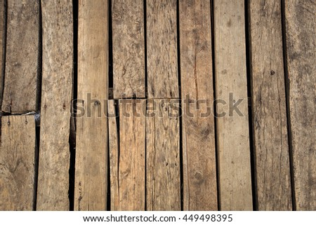 wooden floor texture and background