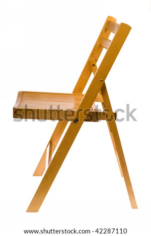 Wooden Folding Chairs wooden chairs folding chair stock images, royalty-free images