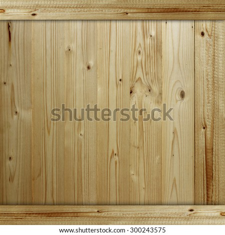 Wooden for background or texture