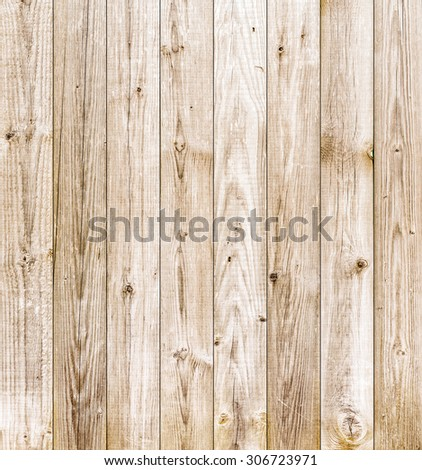 Wooden grunge planks surface background - stock photo