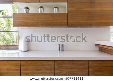White Kitchen Units With Grey Worktop kitchen worktop stock images, royalty-free images & vectors