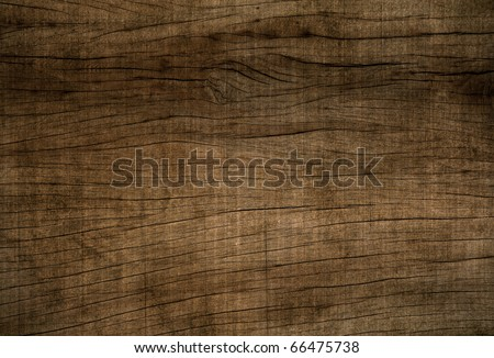 wooden line texture - stock photo