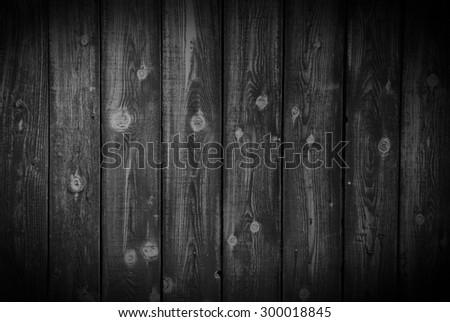 wooden panels, wood texture - stock photo