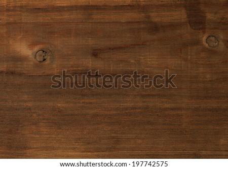 Wooden piece detail in warm tone. Horizontal - stock photo