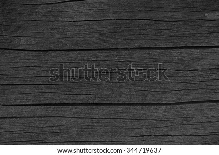 Wooden Plank Board Grey Black Wood Tar Paint Texture Detail Old Aged Dark Cracked Timber Rustic