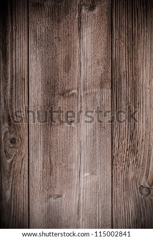Wooden plank texture - stock photo