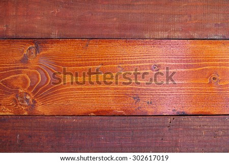 Wooden planks background detail - stock photo