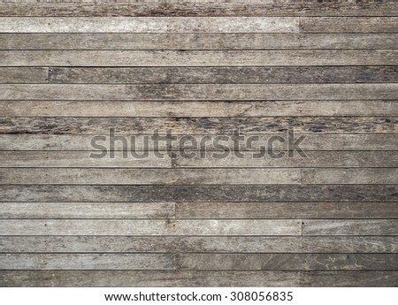 Wooden Planks Textured Background - stock photo
