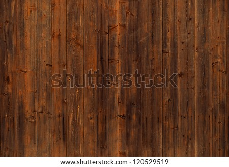 wooden seamless background - stock photo