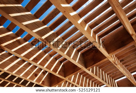 Roofing Construction Stock Images Royalty Free Images