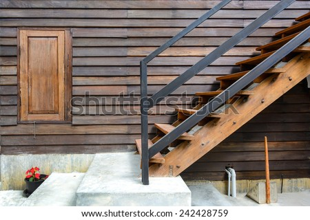 Exterior Stairs Stock Images, Royalty-Free Images & Vectors ...