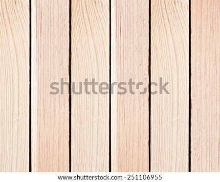 Wooden surface made repeating desks. - stock photo